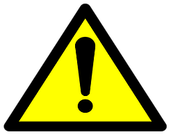 Prop 65 Warning Sign