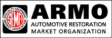 Member of SEMA ARMO - Automotive Restoration Market Organization