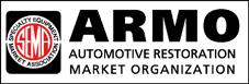 Member of SEMA ARMO - Automotive Restoration Market Organization