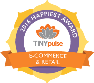 TINYpulse Happiest Award
