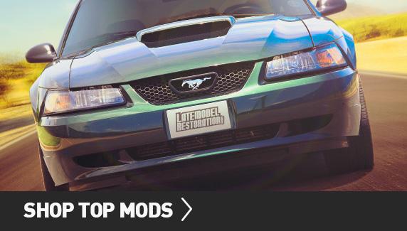 Mustang Top Mods