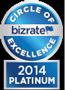 Bizrate Circle of Excellence - See LateModelRestoration.com® Reviews at Bizrate.com